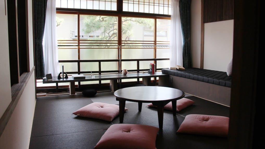 京都の小路で上質な宿泊体験が叶う、一日一組限定の数寄リゾート