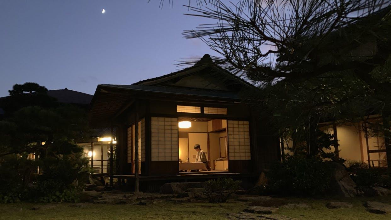 【滞在記】佐賀・唐津に佇む美しい庭園と変わらぬ趣に癒される宿