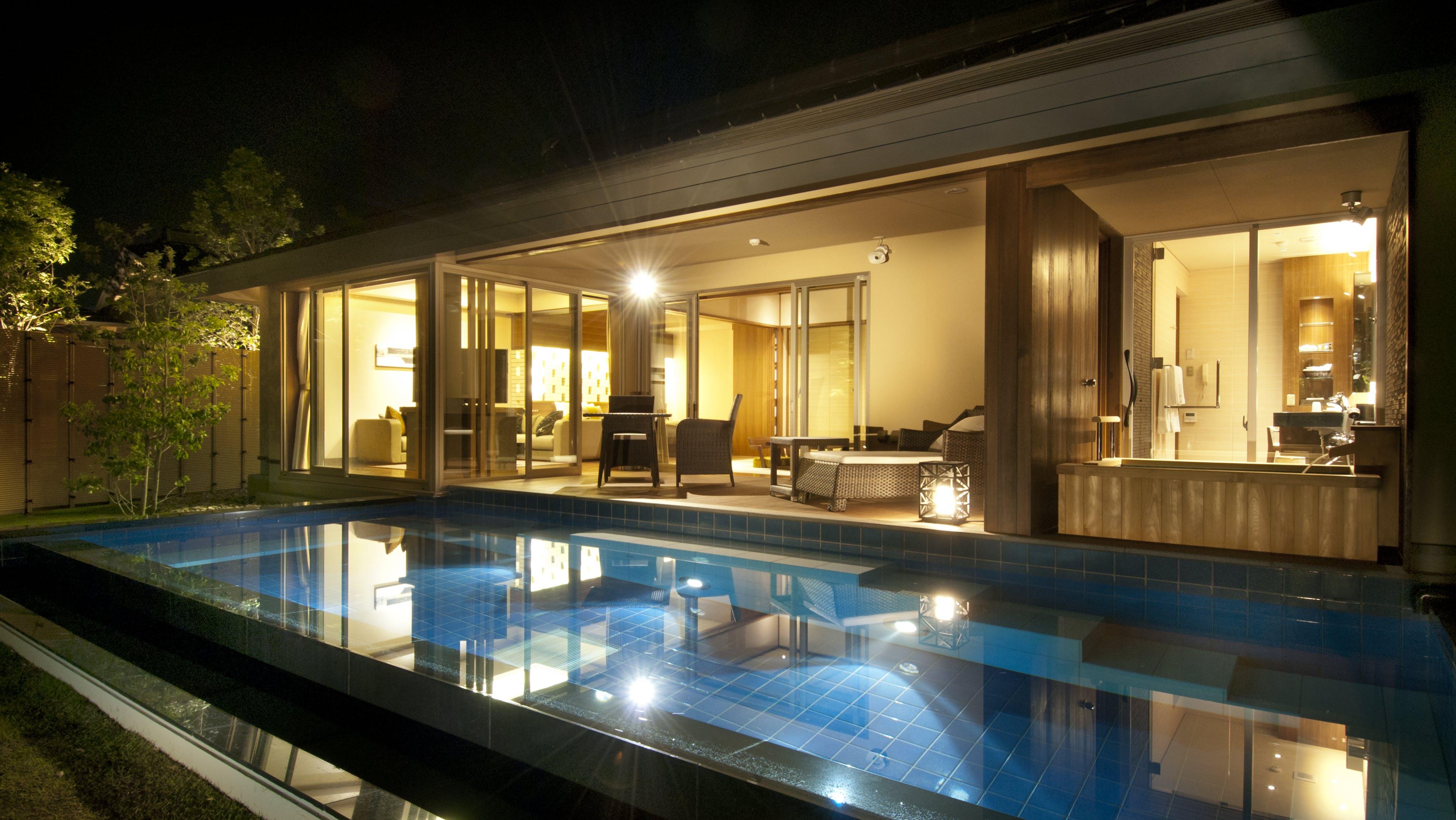 山口・湯田温泉屈指の高級旅館で、心に残る特別な一夜を