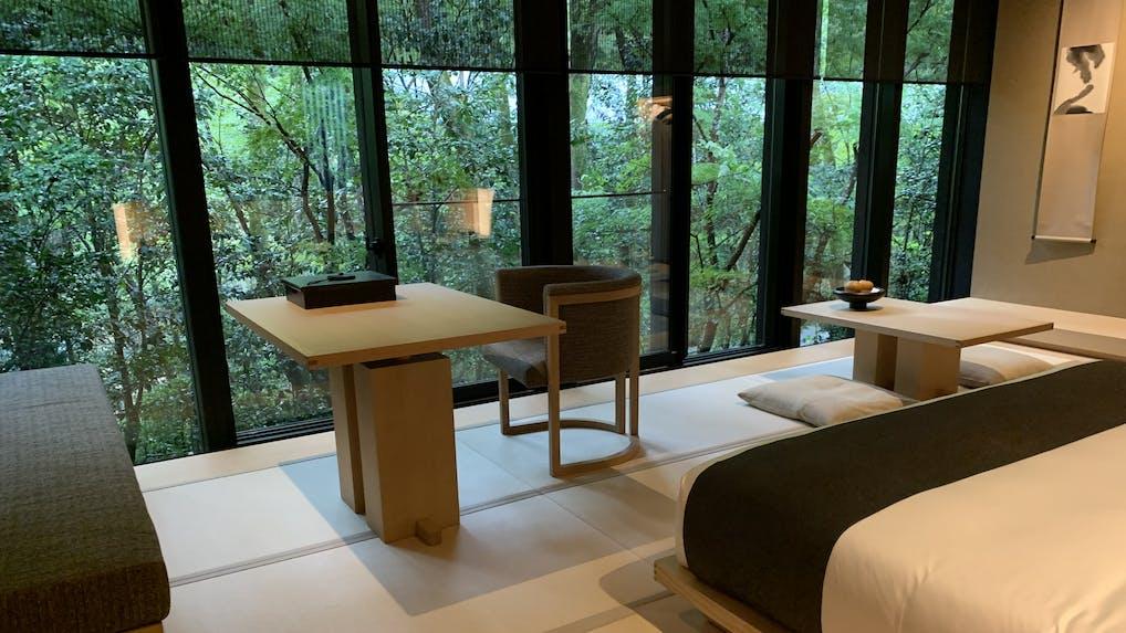 【取材】京都・洛北の森にひっそりと佇むプライベートリゾート「アマン京都」
