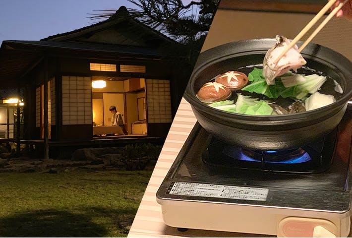 洋々閣×佐賀県唐津産のクエ