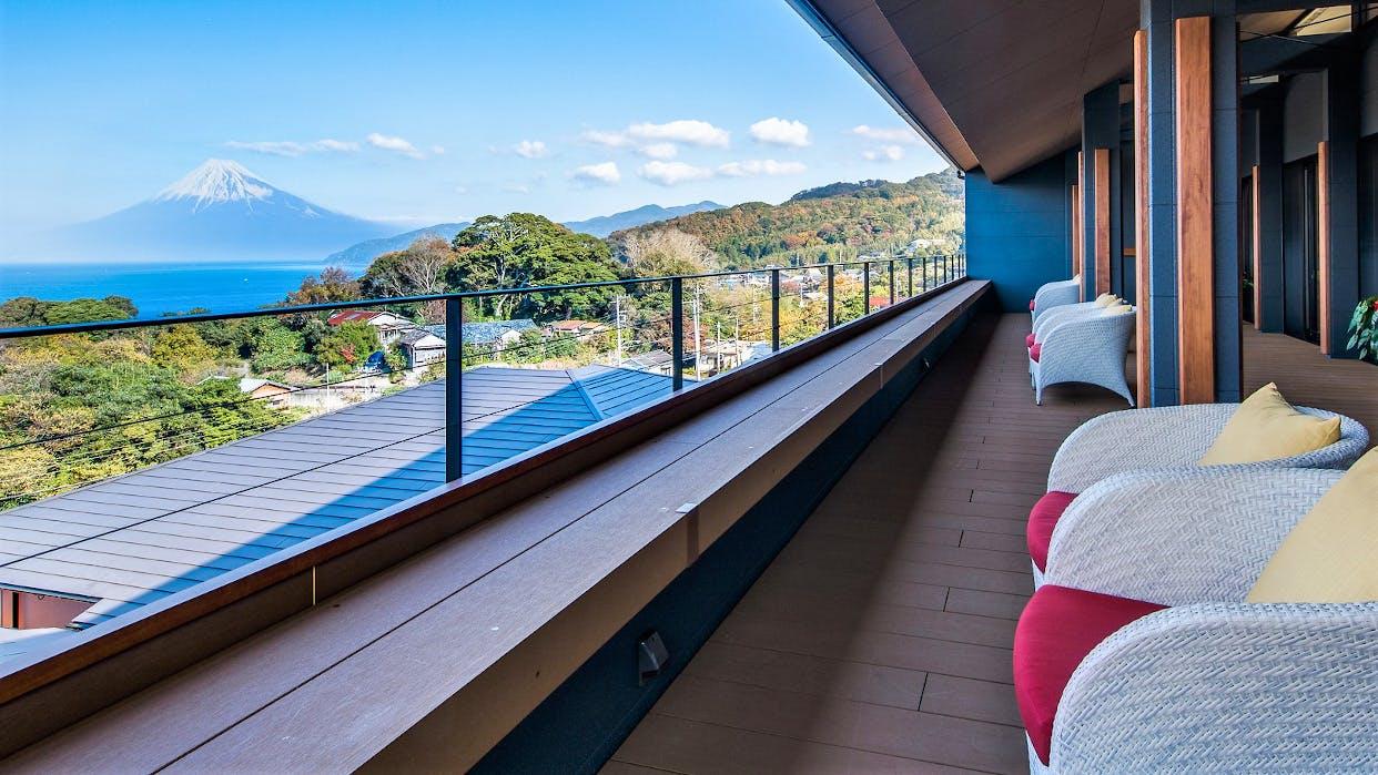 世界文化遺産「富士山」が見える伊豆・箱根の温泉宿6選