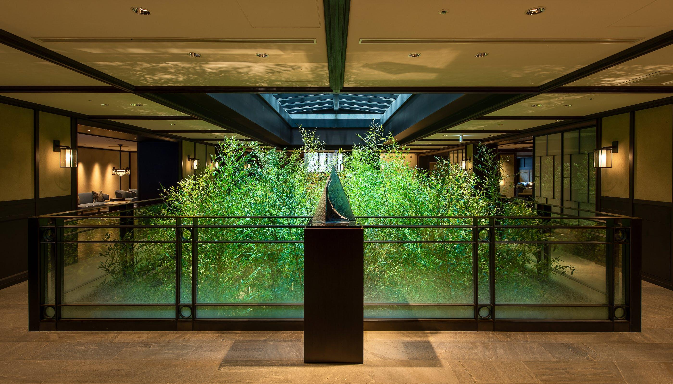 京都の個性と魅力を肌で感じる大人のプレミアムホテル
