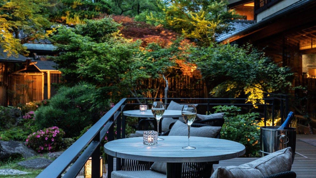 【全国版】日本庭園で四季折々の景観に癒される宿特集