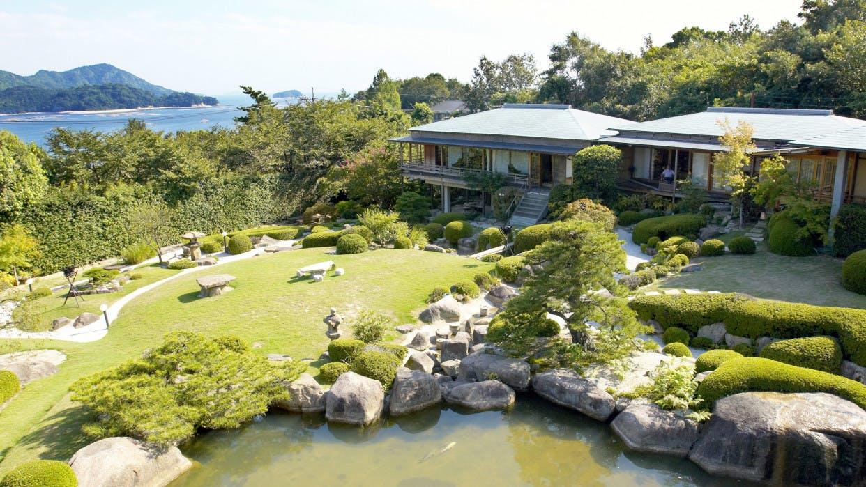日本庭園で四季折々の景観に癒される宿 西日本編
