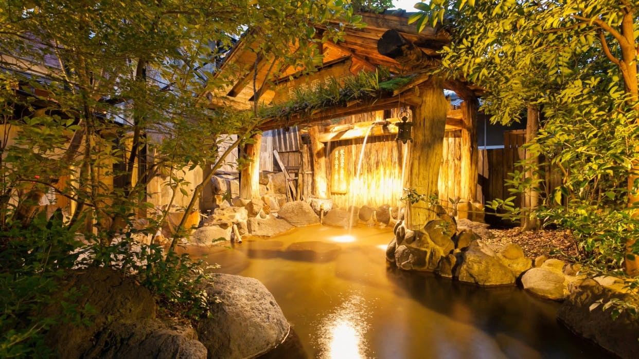 熊本・杖立温泉で見つけた全5室の「べっぴんの湯」を持つ料理宿