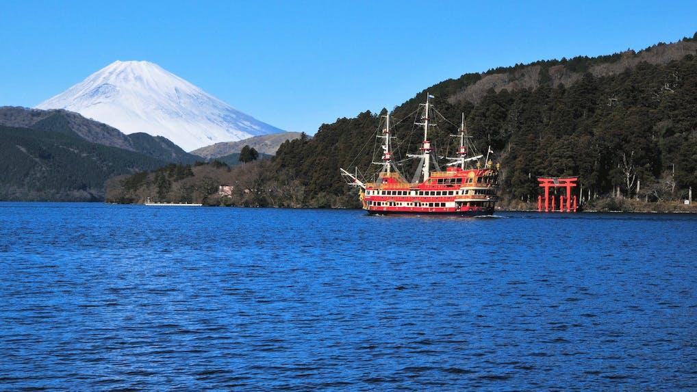 【箱根観光】1泊2日で人気スポットを巡るモデルコース&おすすめ宿14選