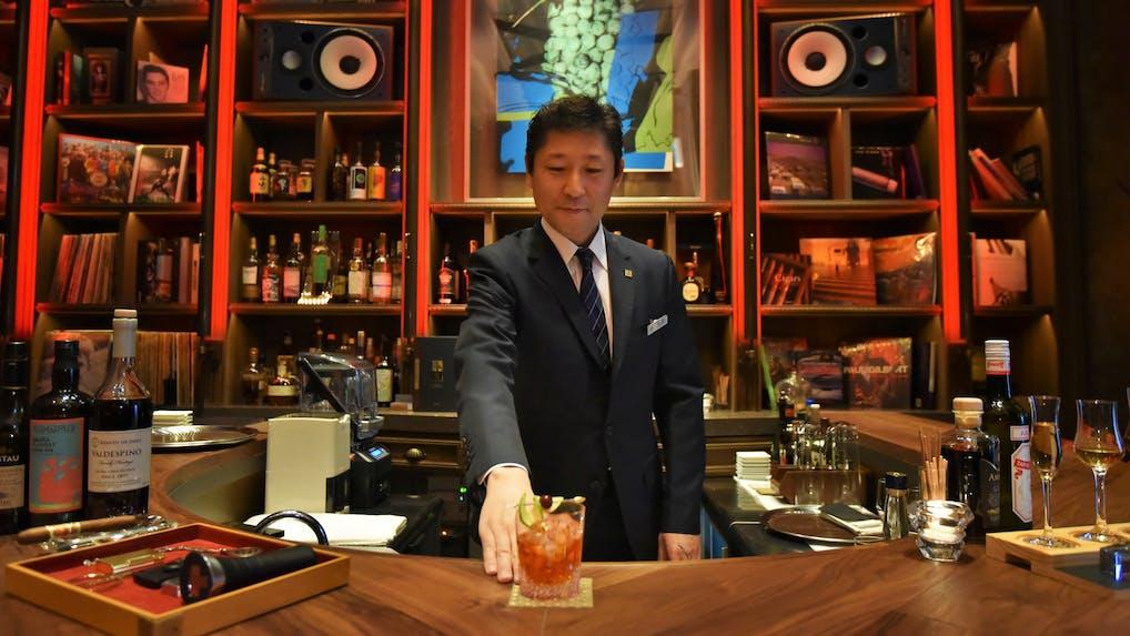 ホテルバー探訪:「R261 CIGAR & ROCK」シガーと音を楽しむ大人の隠れ家が渋谷にオープン!
