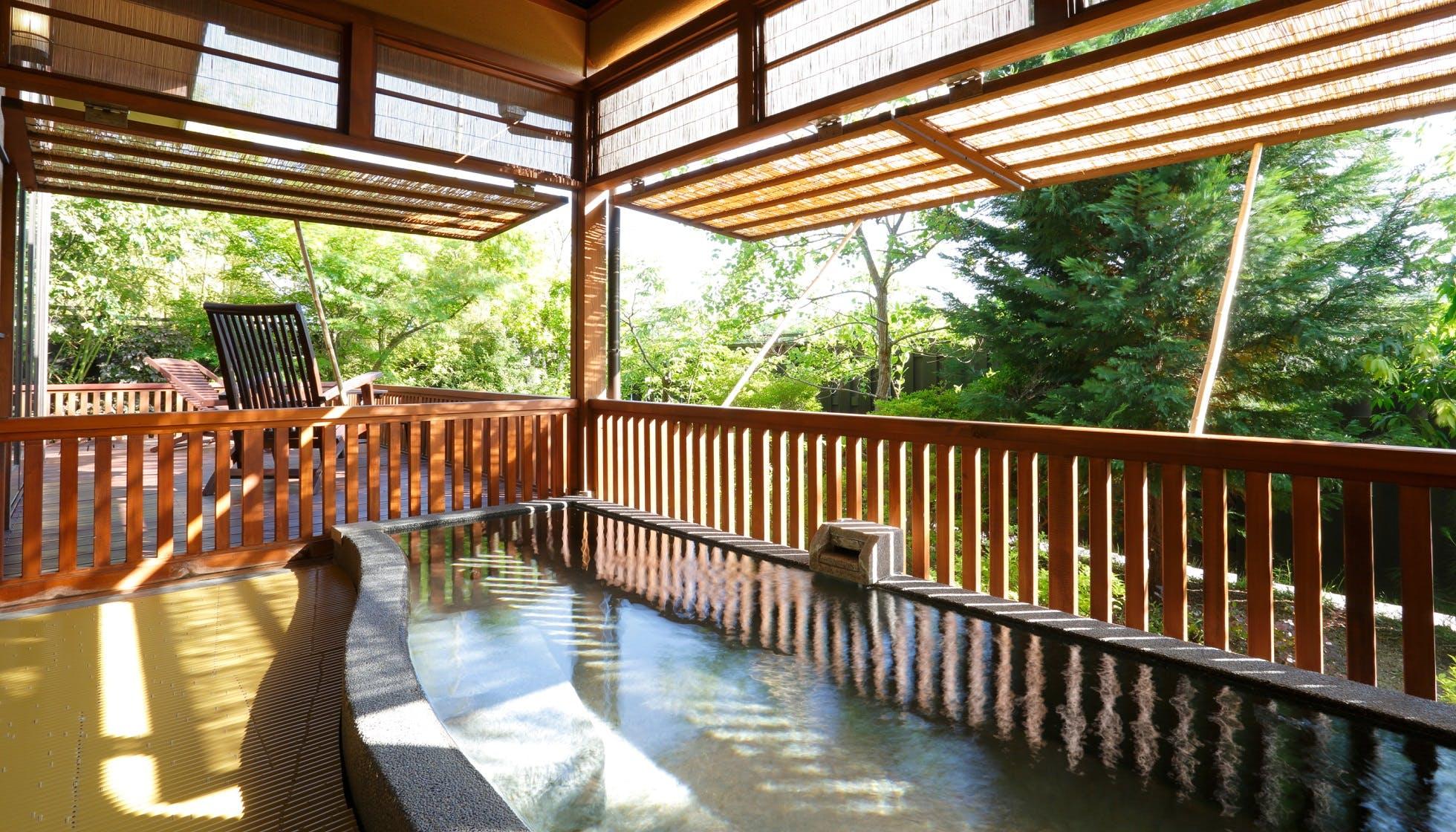 【有馬・城崎・夕日ヶ浦温泉】関西の露天風呂付客室がある宿特集
