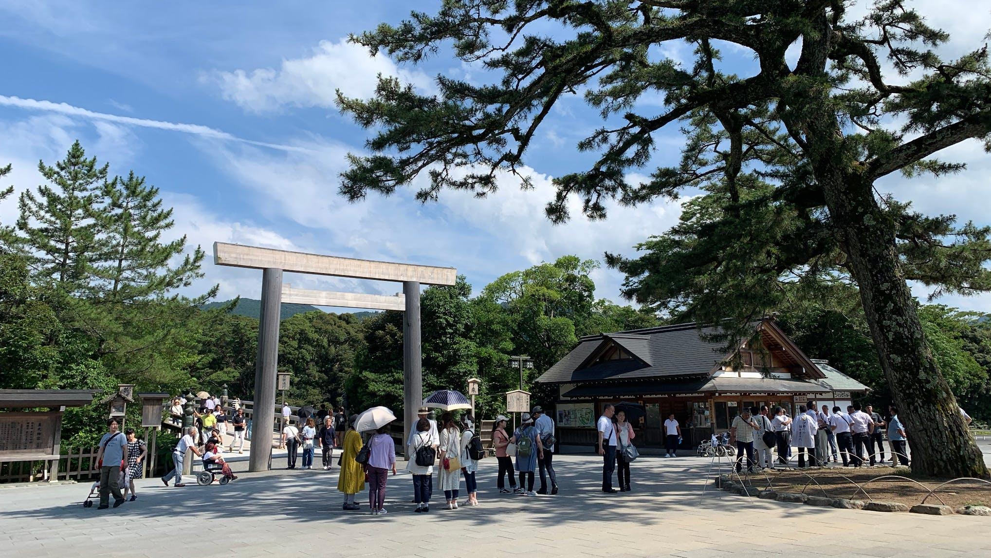 【一人旅】パワースポット「伊勢神宮」と近くのおすすめ宿5選