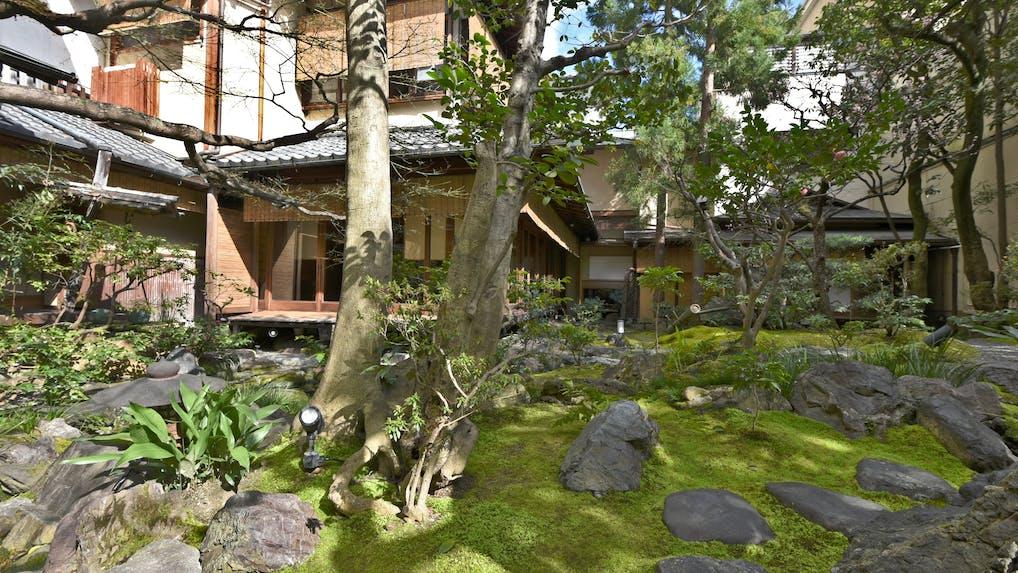 【取材】美しい庭園と文人の息吹を伝える京の名旅館で、大正ロマンにときめく