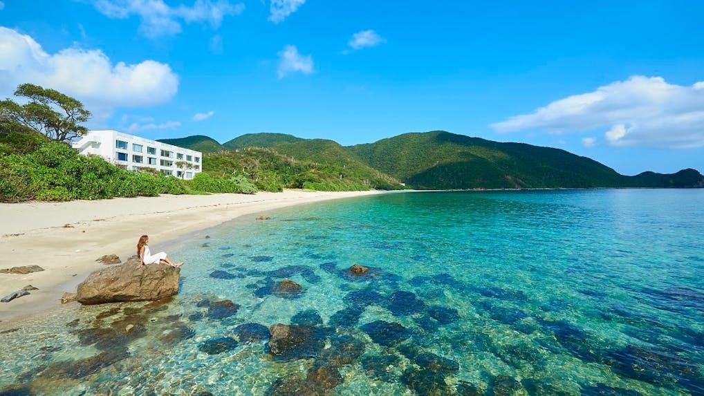 離島でのんびり過ごす島旅におすすめの宿 奄美大島編