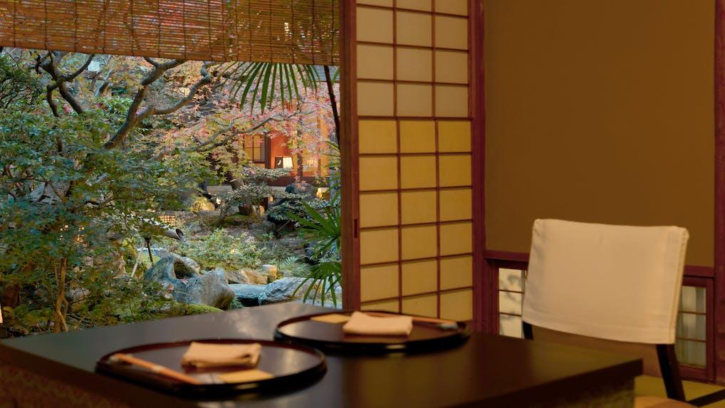 部屋食で料亭の味を楽しめる京都の宿5選