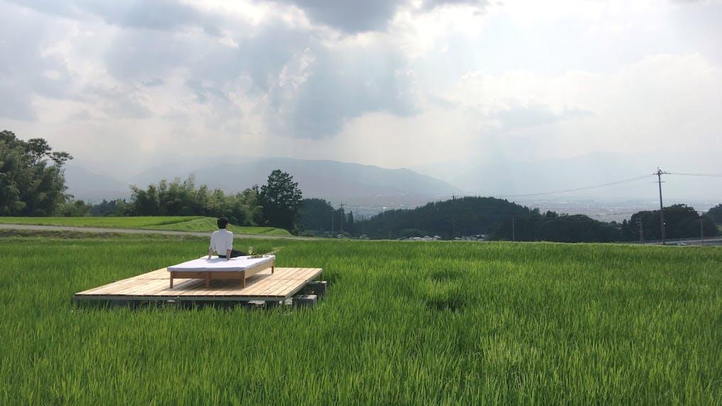 長野の名旅館「明神館」がプロデュース!244平米の古民家宿で里山暮らし
