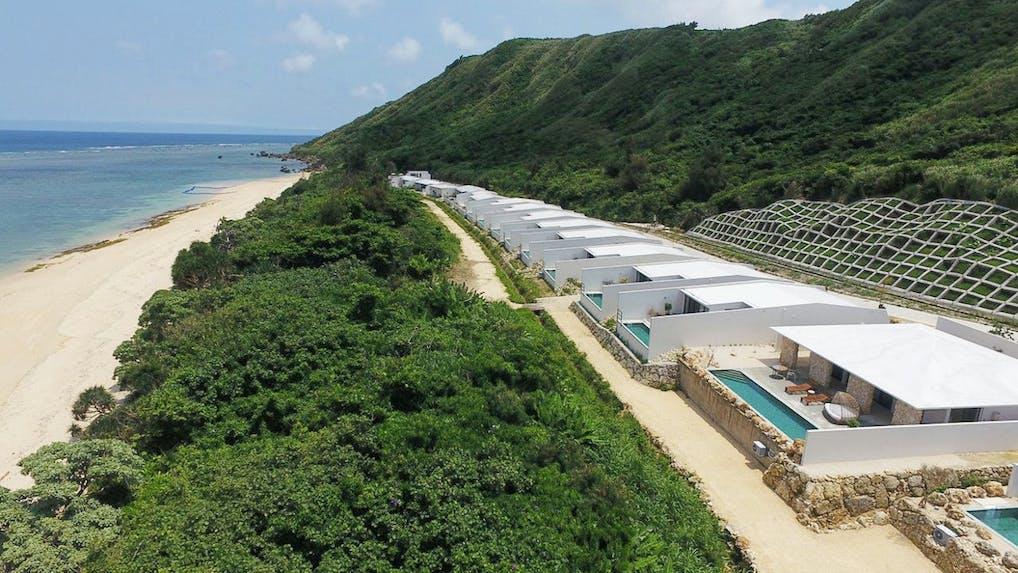 宮古島の海と原生林に包まれる隠れ家リゾート
