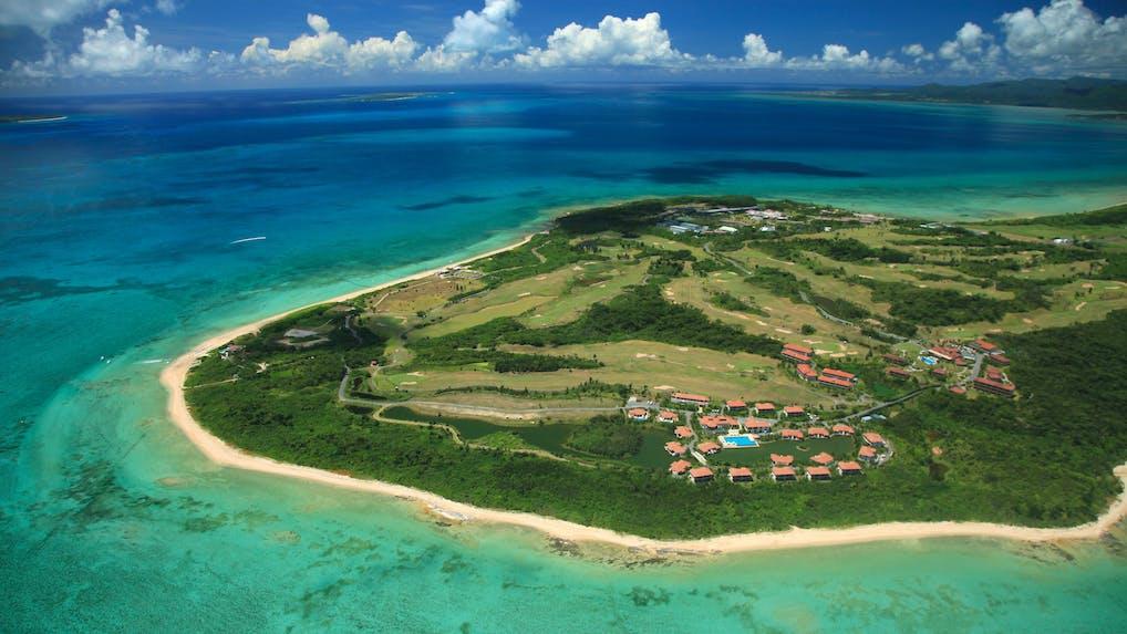 2020年7月グランドオープン 沖縄離島を満喫するオールスイートのビーチリゾート