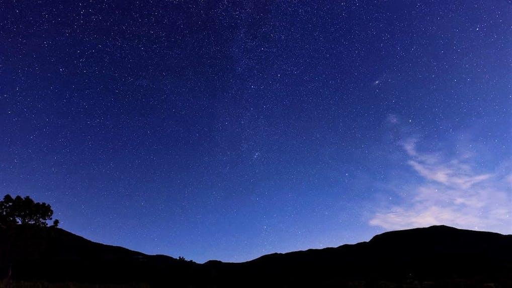 満天の星に出会える高原リゾートホテル(大分編)