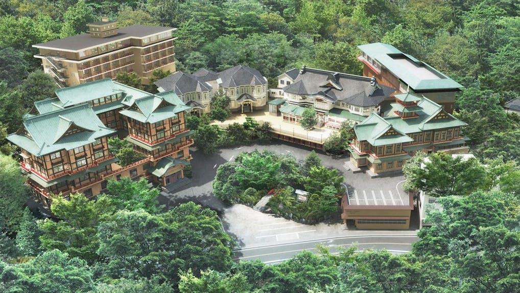 生まれ変わった箱根のクラシックホテル「富士屋ホテル」最新情報