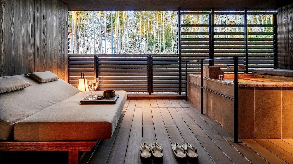 2020年6月、奈良公園内に全室露天風呂付ラグジュアリーホテルが誕生