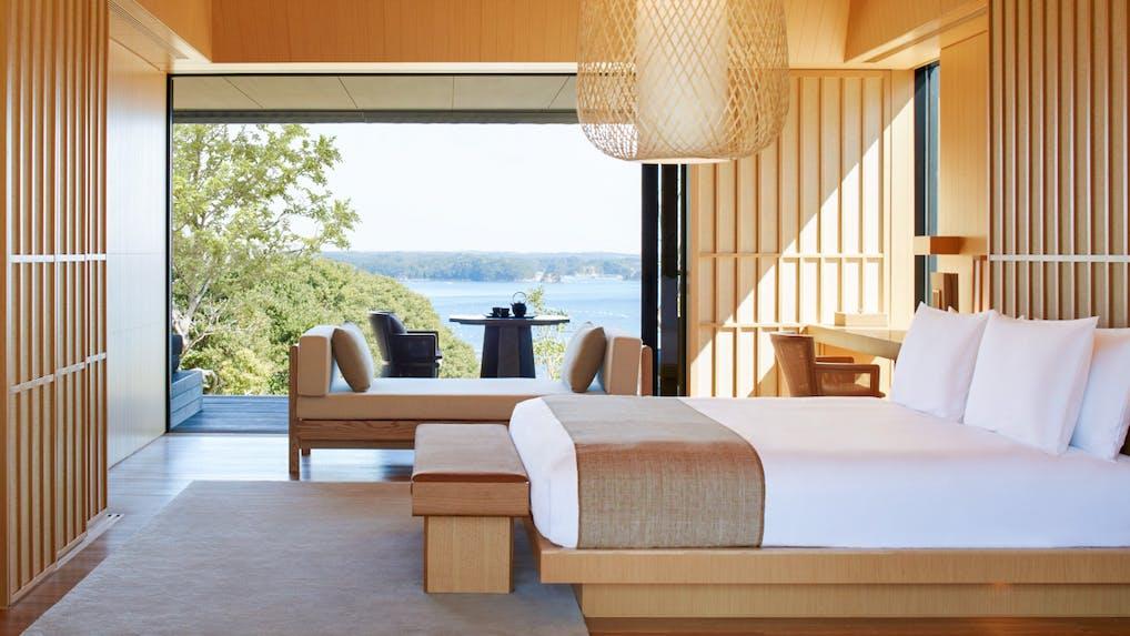 一度は泊まりたい、憧れリゾートホテルの「あのお部屋」 西日本編