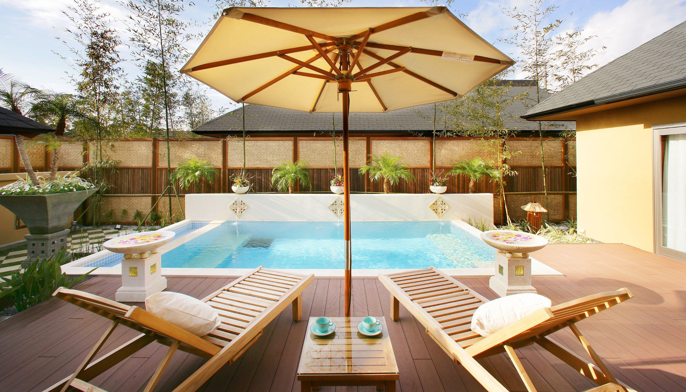 東京から約2時間、カップルにおすすめのプライベートプールがある宿6選