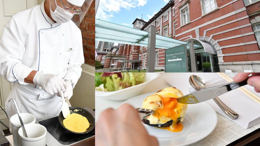 【取材】さらに進化した「東京ステーションホテル」の朝食ブッフェを味わう