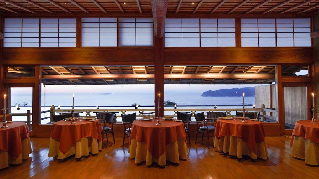 憧れのラグジュアリーリゾート「HIRAMATSU HOTELS」で体験する優雅な美食旅