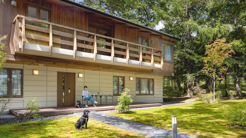 ペットと一緒に泊まれる軽井沢のリゾートホテル5選