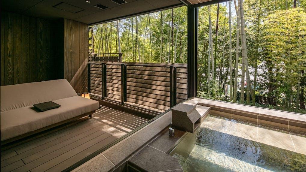 一度は泊まりたい、関西の露天風呂付客室がある宿6選