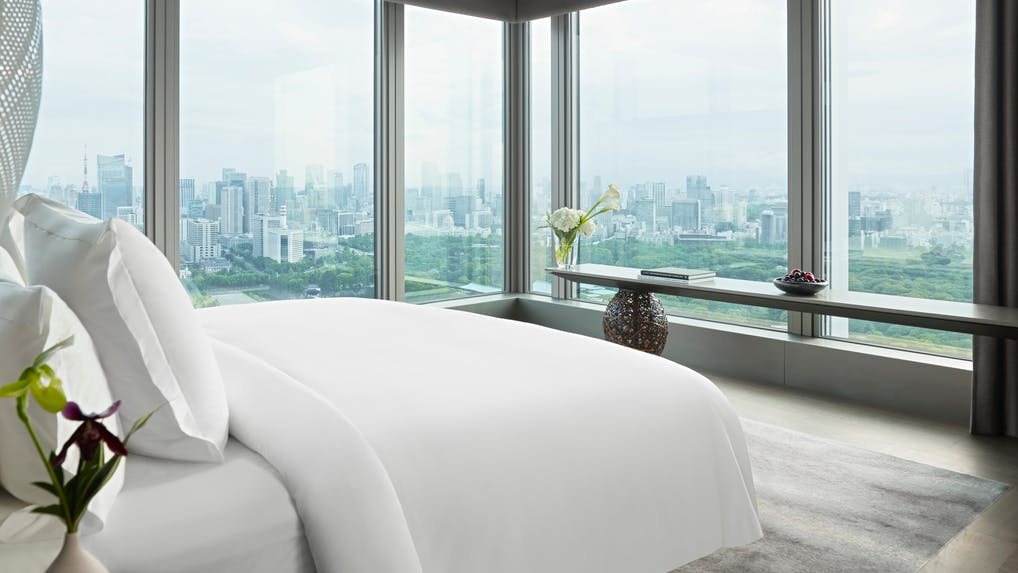 2020年9月開業!皇居を望む癒しの非日常空間「フォーシーズンズホテル東京大手町」