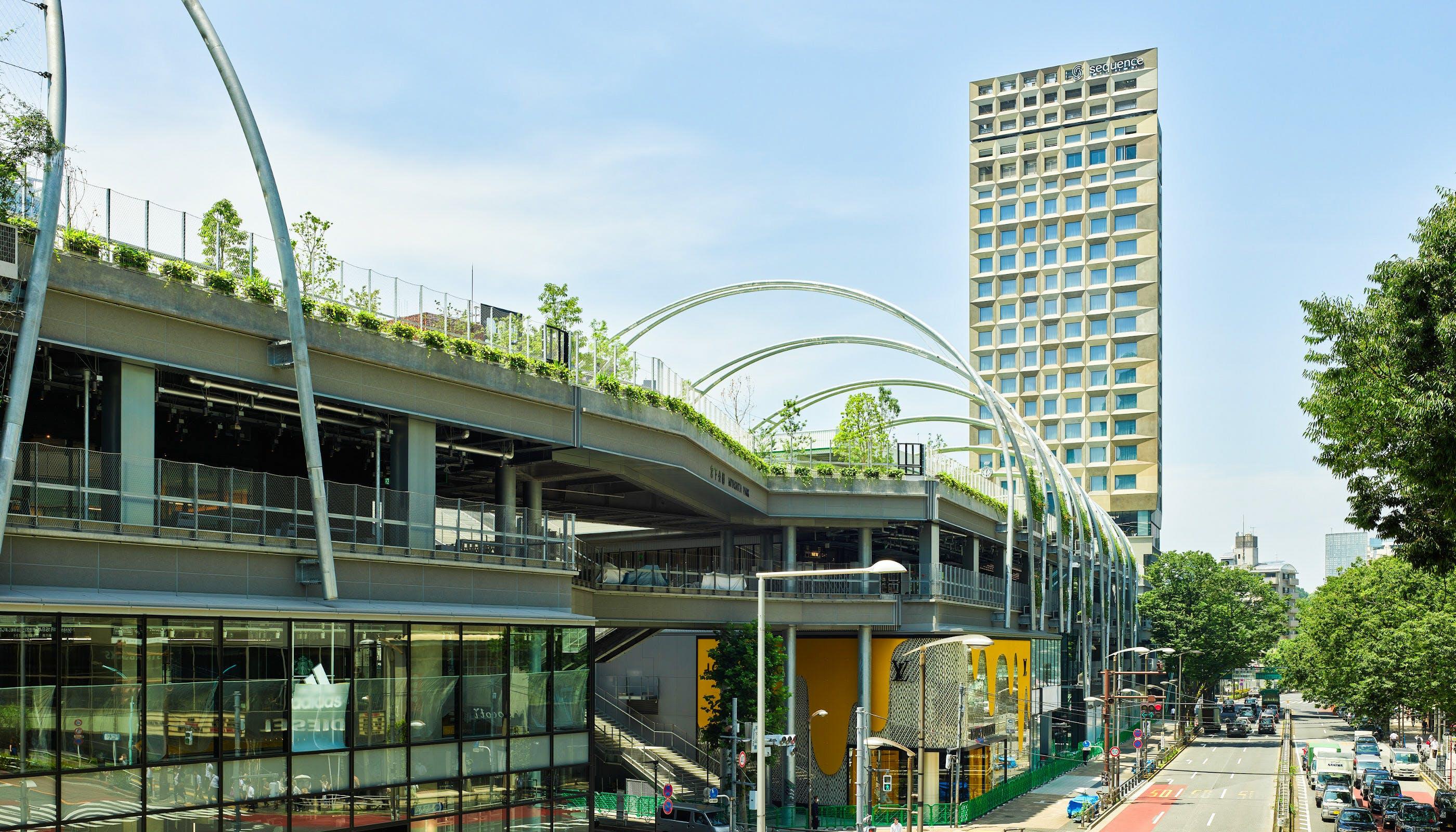 2020年、話題のニュースポットに誕生した東京都内の最新ホテル6選