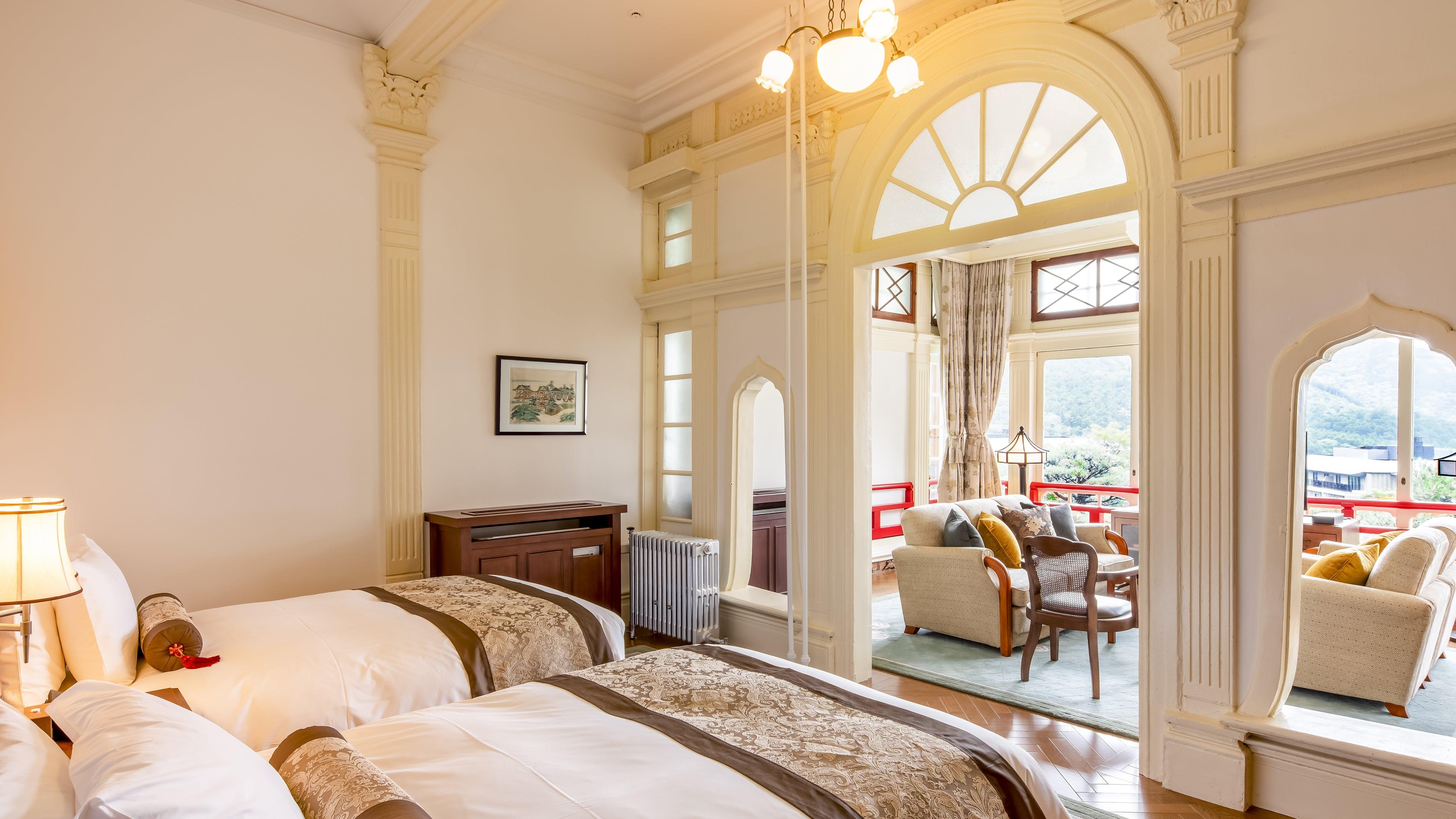 歴史と非日常を体感する文化財のホテル5選