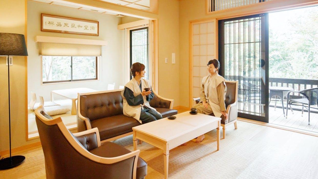 那須塩原温泉で泊まりたい、女子旅におすすめの宿6選