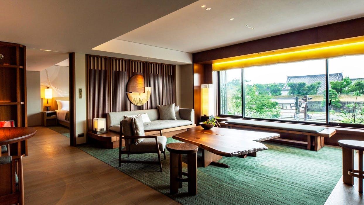 2020年11月開業、京都・二条城前で三井家の歴史を受け継ぐラグジュアリーホテル