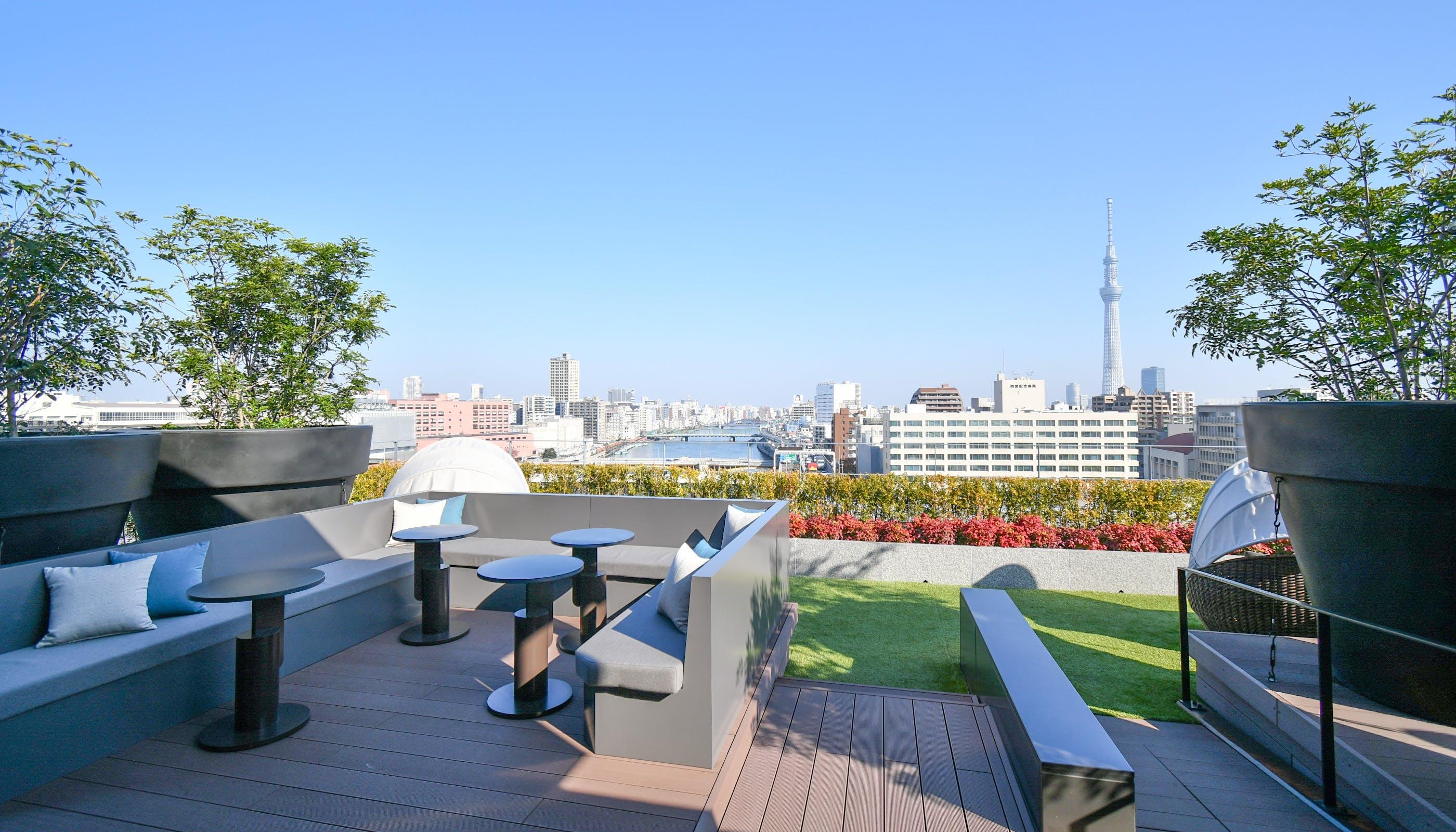 【取材】2020年11月、東京下町の名所に囲まれたリバーサイドホテルが両国に誕生!
