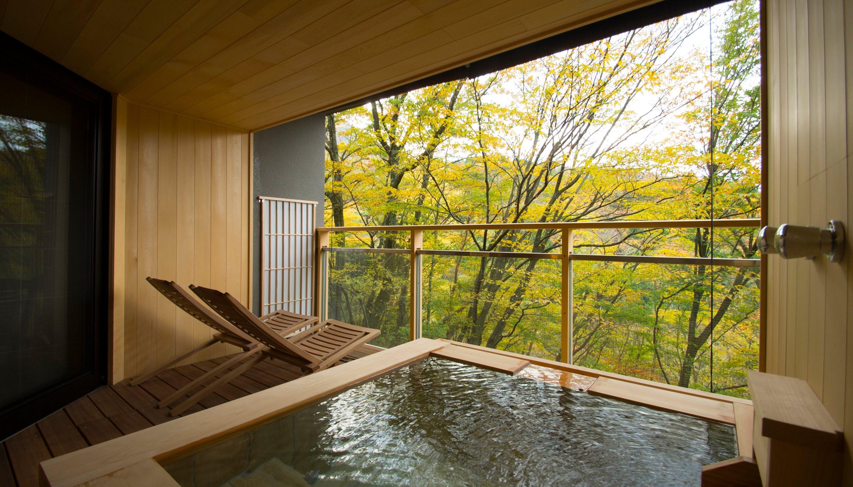 子供連れで贅沢に、露天風呂付客室で部屋食が楽しめる宿 箱根・湯河原編