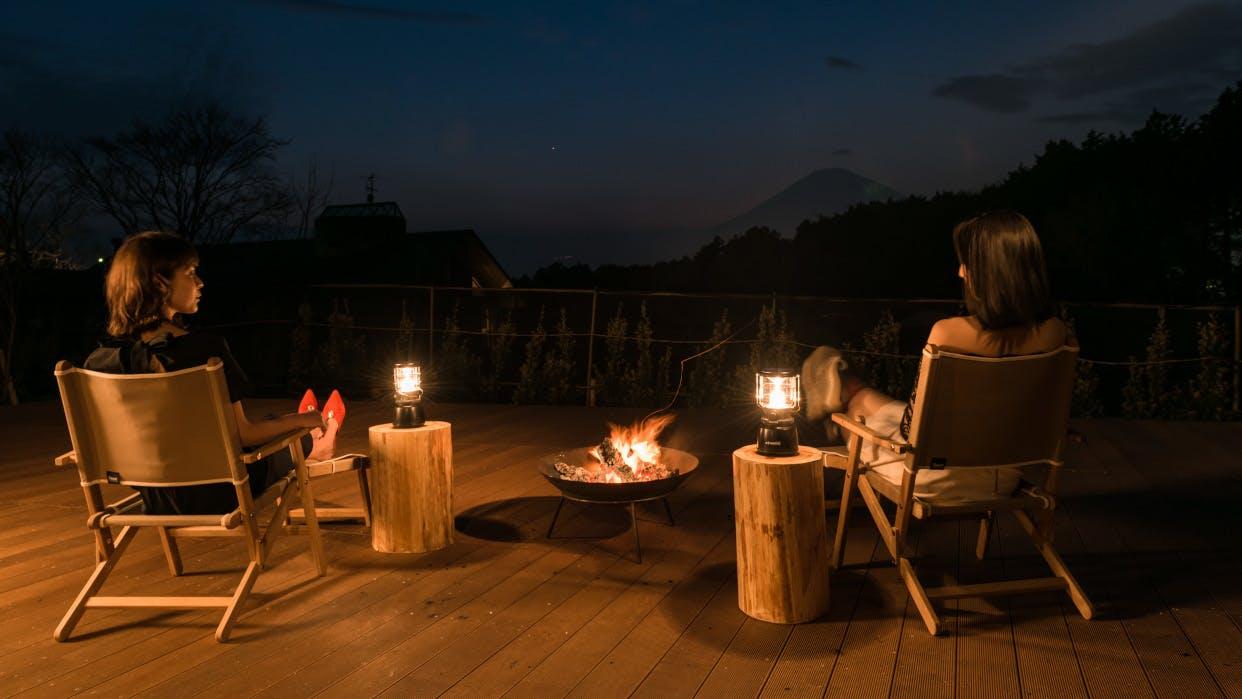 焚き火をプライベートな空間で愉しめるグランピング施設・貸別荘5選