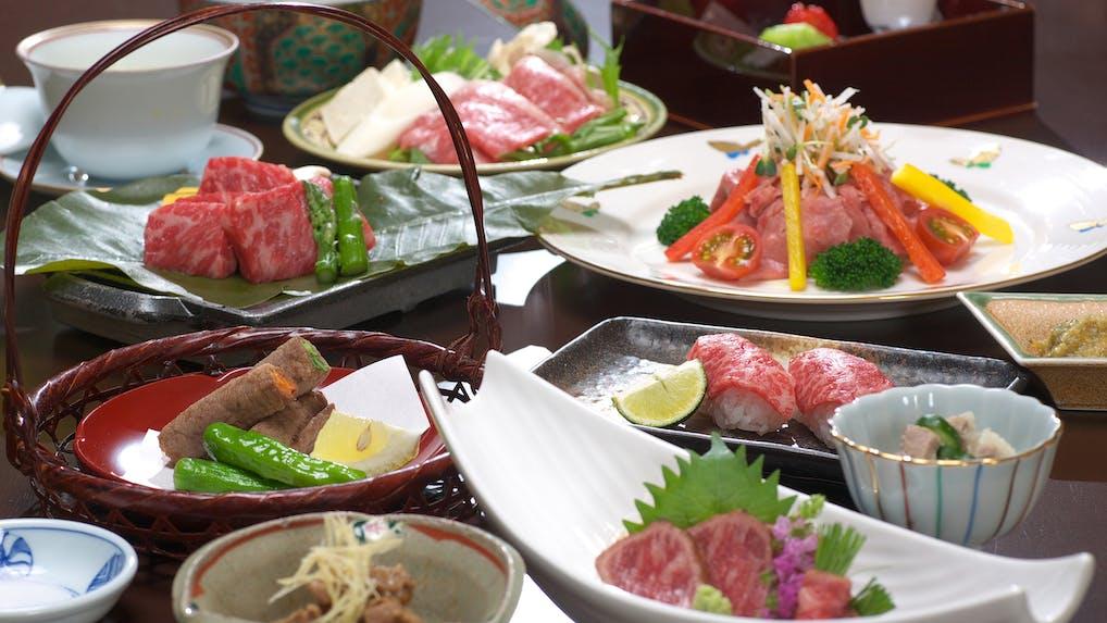 【全国編】牛肉は冬が旬!絶品ブランド牛を味わえる宿特集
