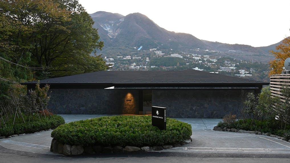 2020年11月、箱根に誕生した大人のための1日8組限定ラグジュアリーホテル