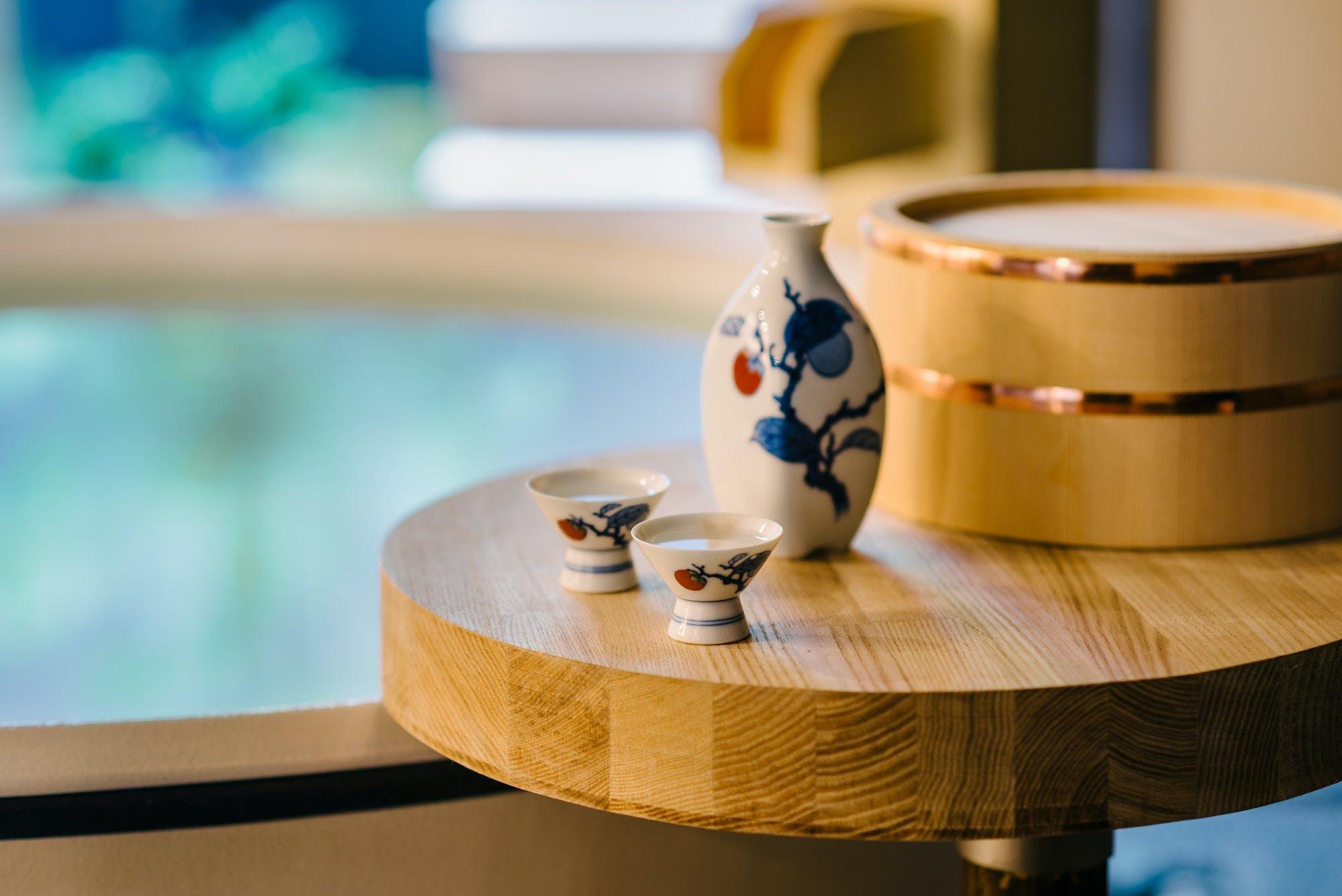 日本酒を飲みながら湯浴みを満喫できる宿5選