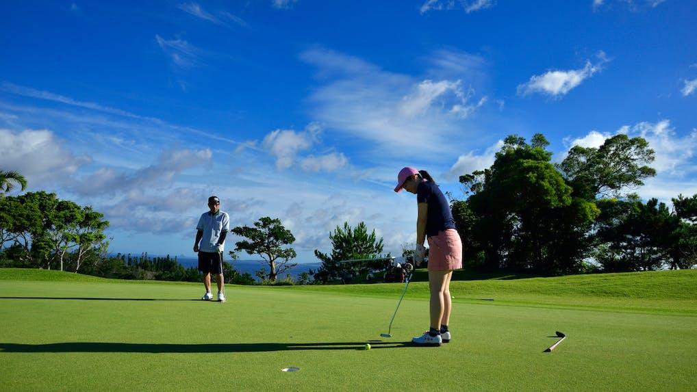 沖縄ゴルフ旅行で泊まりたい、名クラブに近いホテル4選