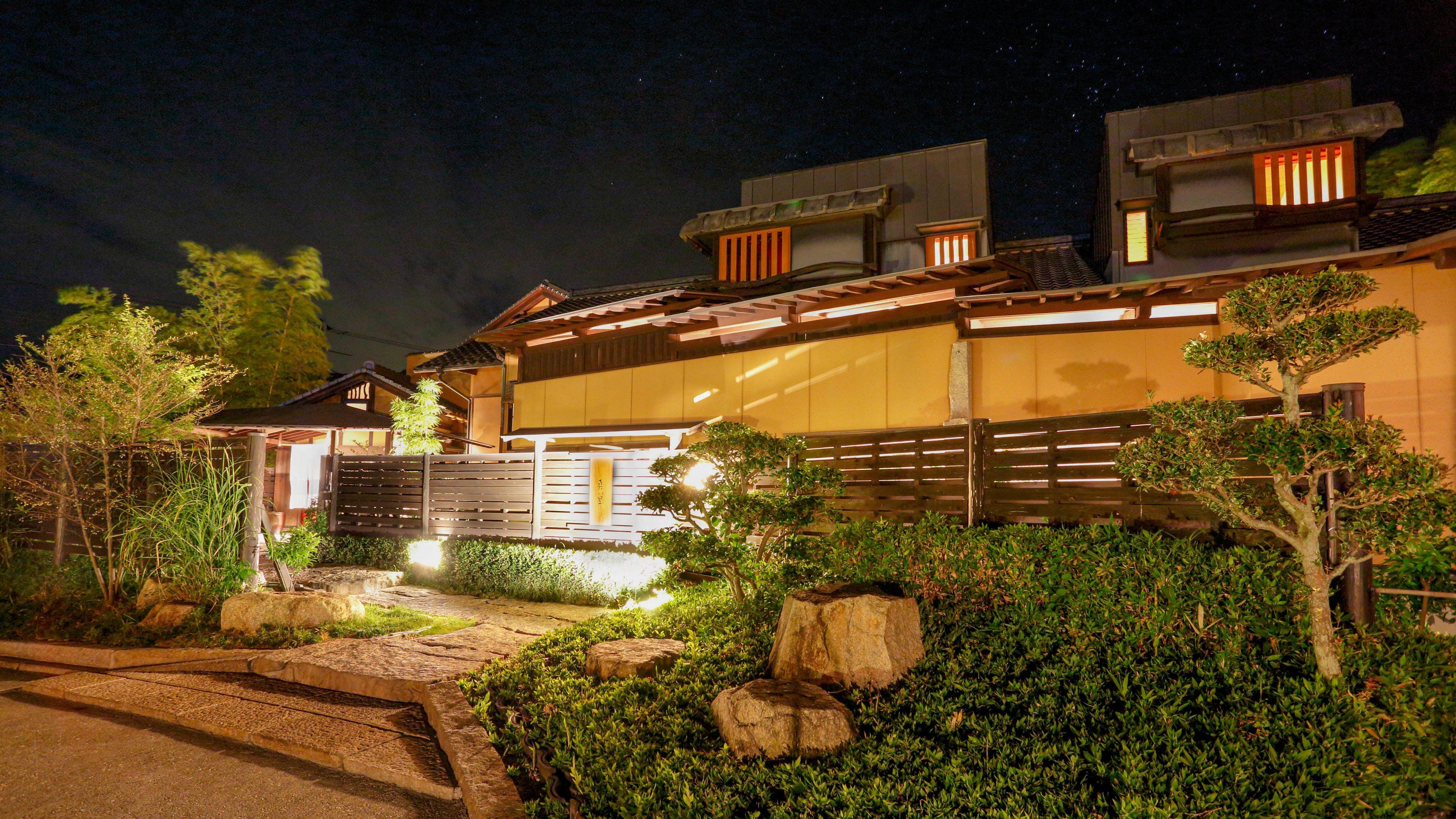 ゆったりした島時間と温泉に癒される小豆島の美食宿