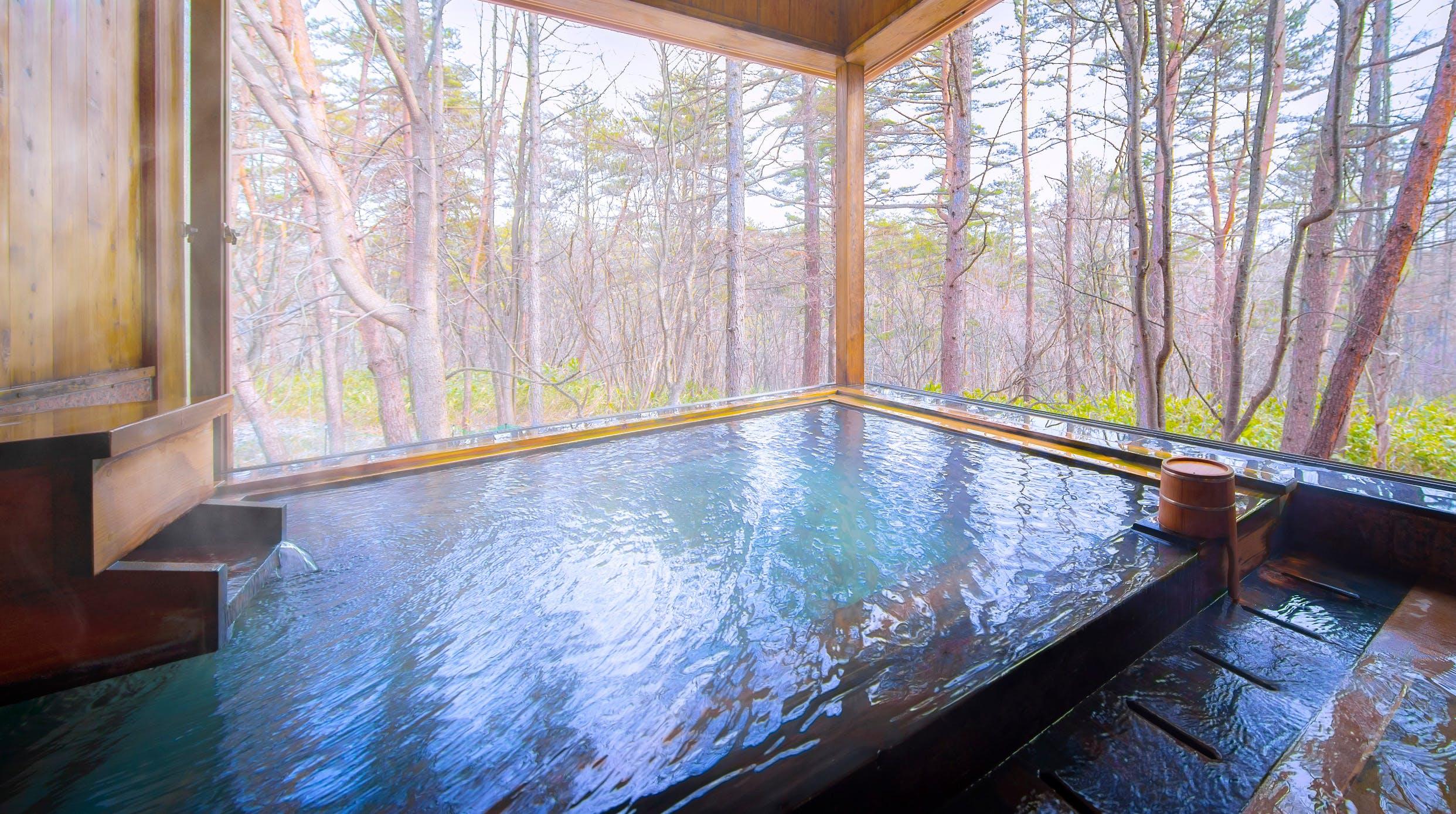 草津温泉で名湯と美食を味わう1日10室の料亭旅館