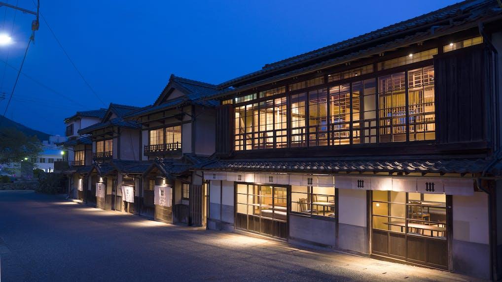 分散型ホテルって何?西日本エリアへの旅におすすめな個性派宿5選