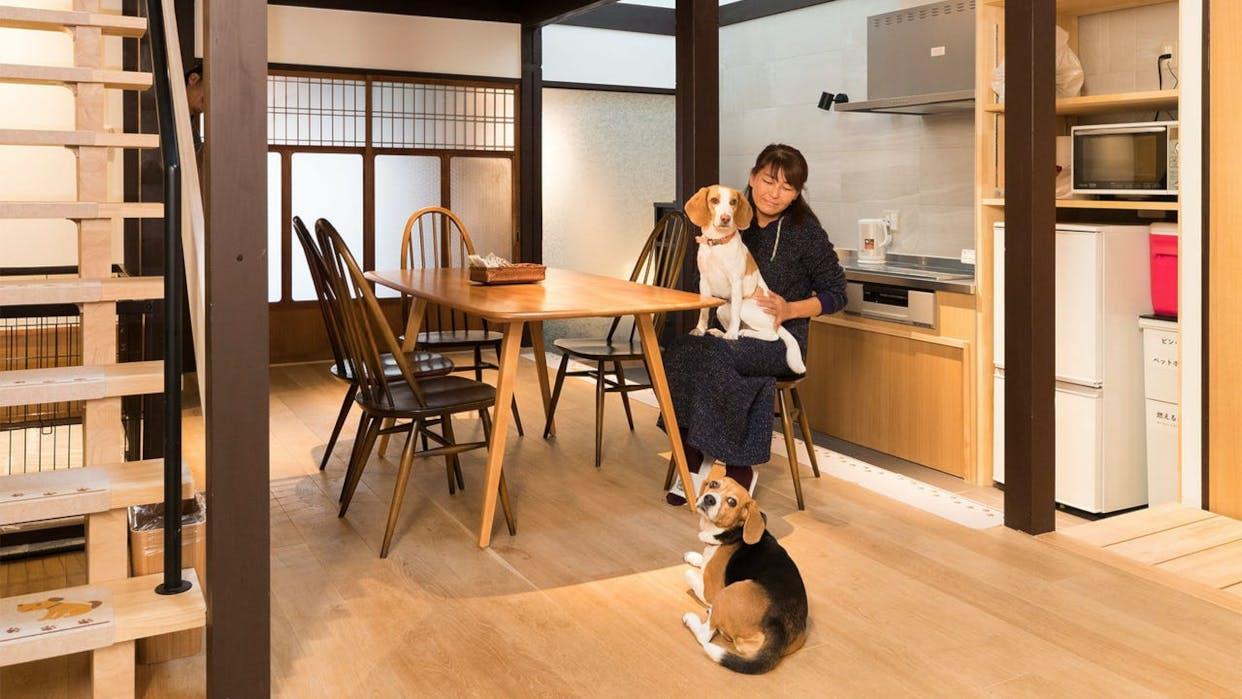 ペットと一緒に京都旅行!暮らすような滞在が叶う一棟貸しの宿5選