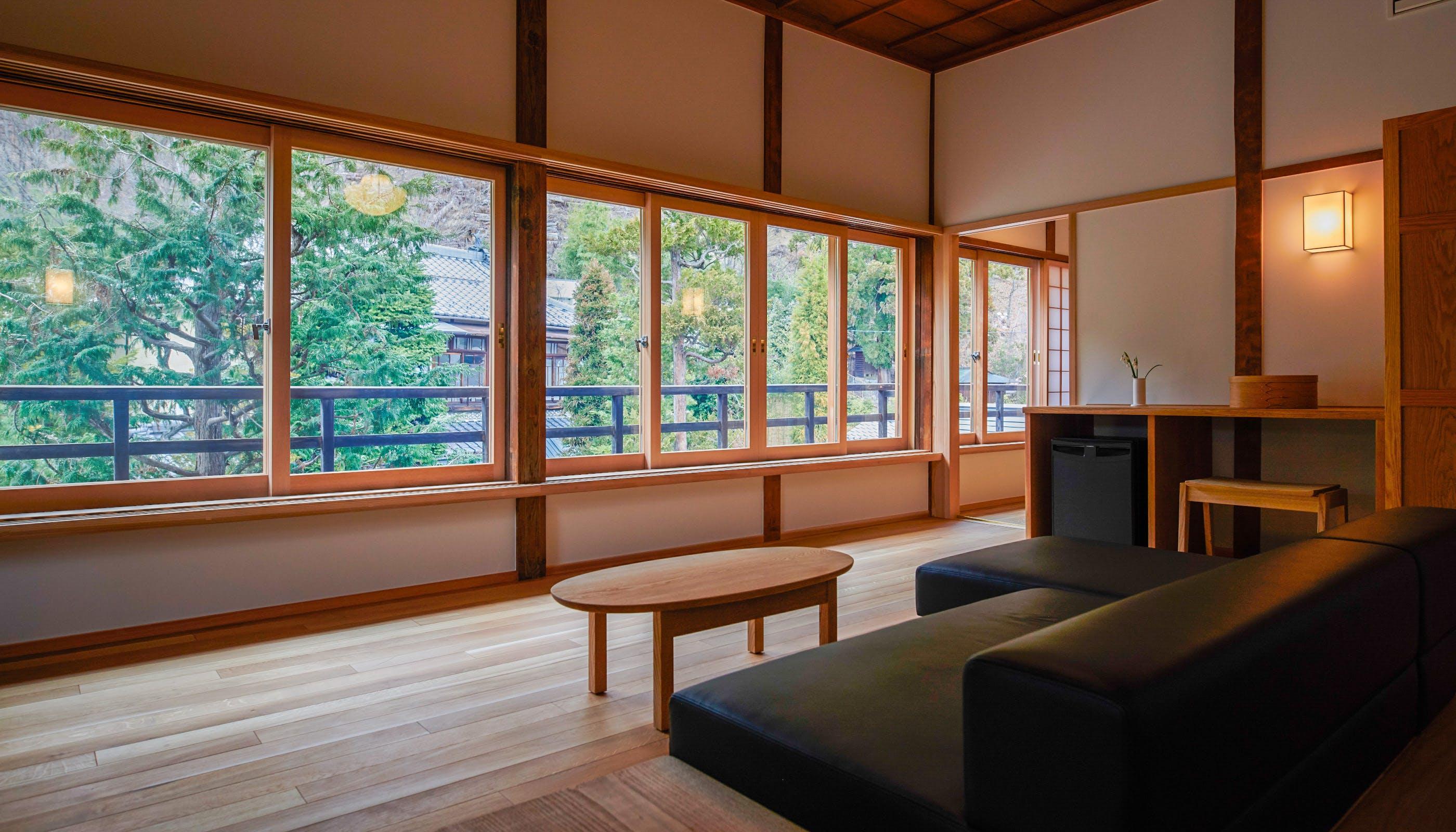2020年にリニューアルした客室で優雅に寛げる宿(東日本編)