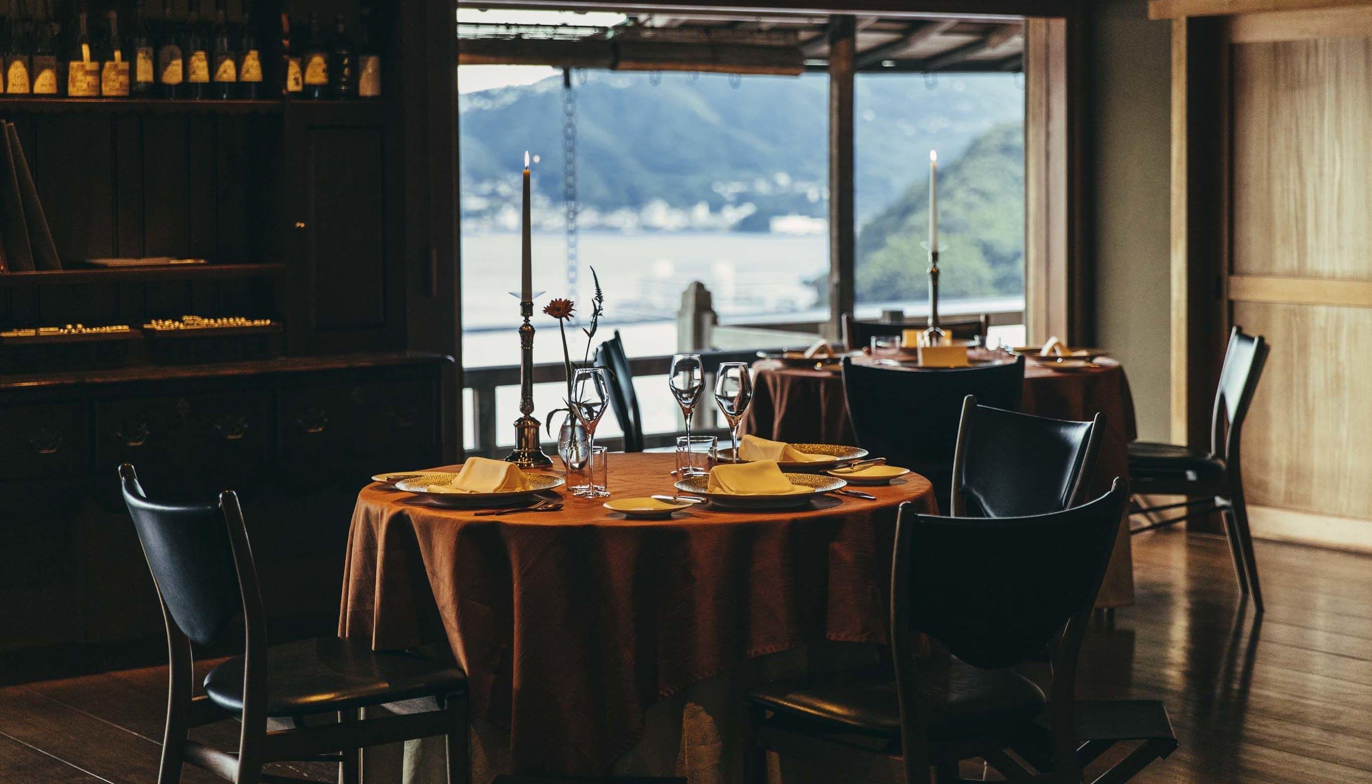 """熱海の絶景を目の前にひらまつの""""滞在するレストラン""""で楽しむ美食旅"""
