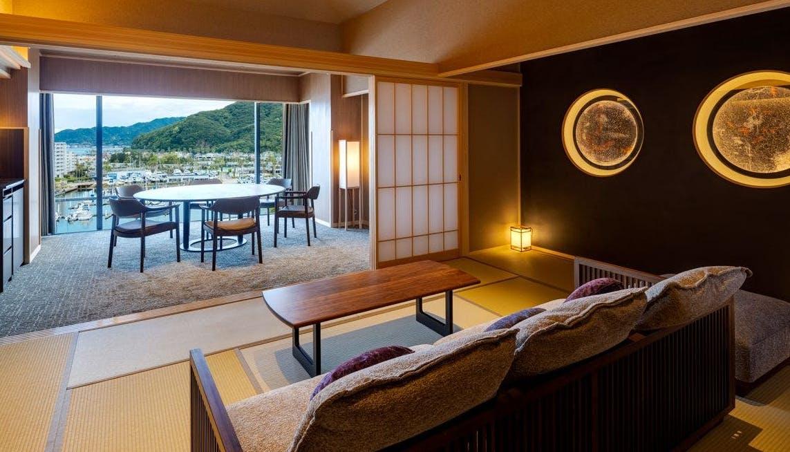 【全国版】2021年1月~4月リニューアル!新しい客室で優雅に寛げる宿特集