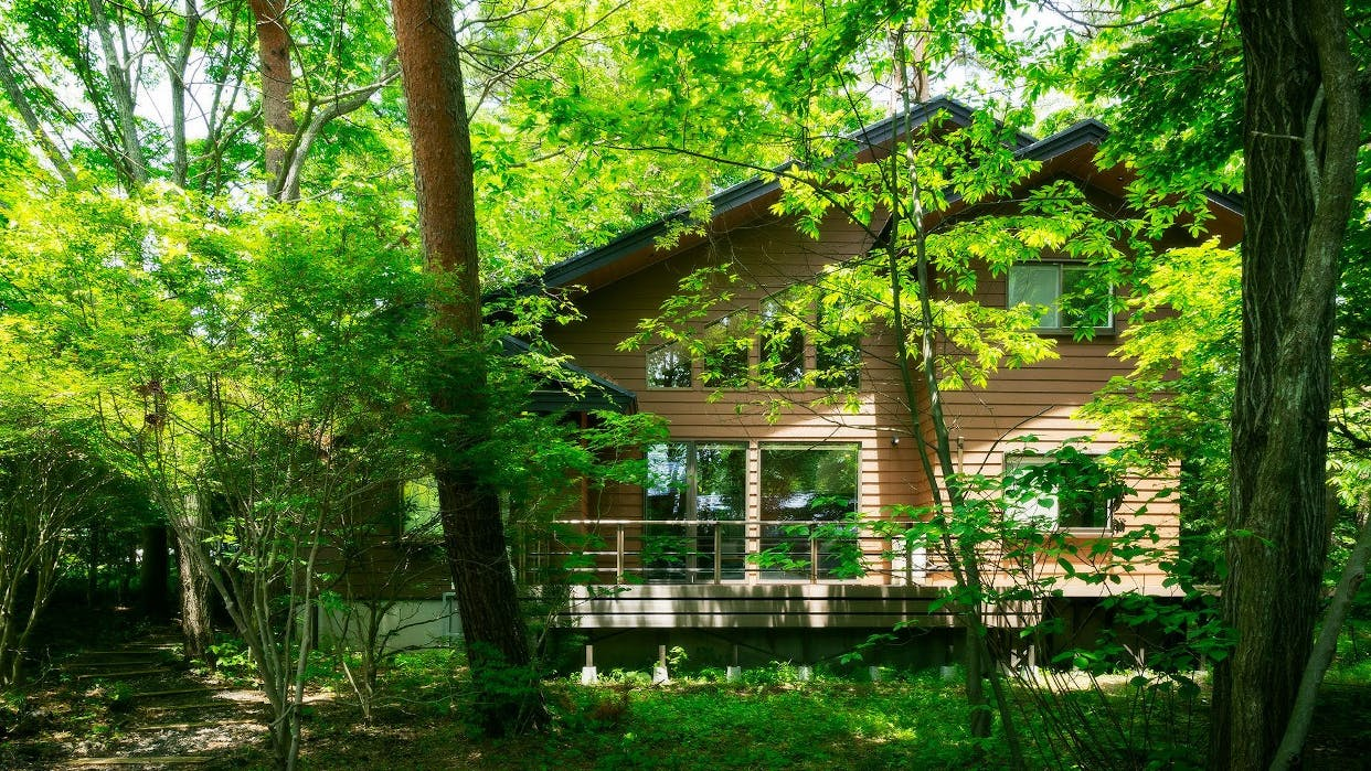 【白馬・安曇野・軽井沢】自然の中の一棟貸しでヒュッゲな暮らしを楽しめる宿