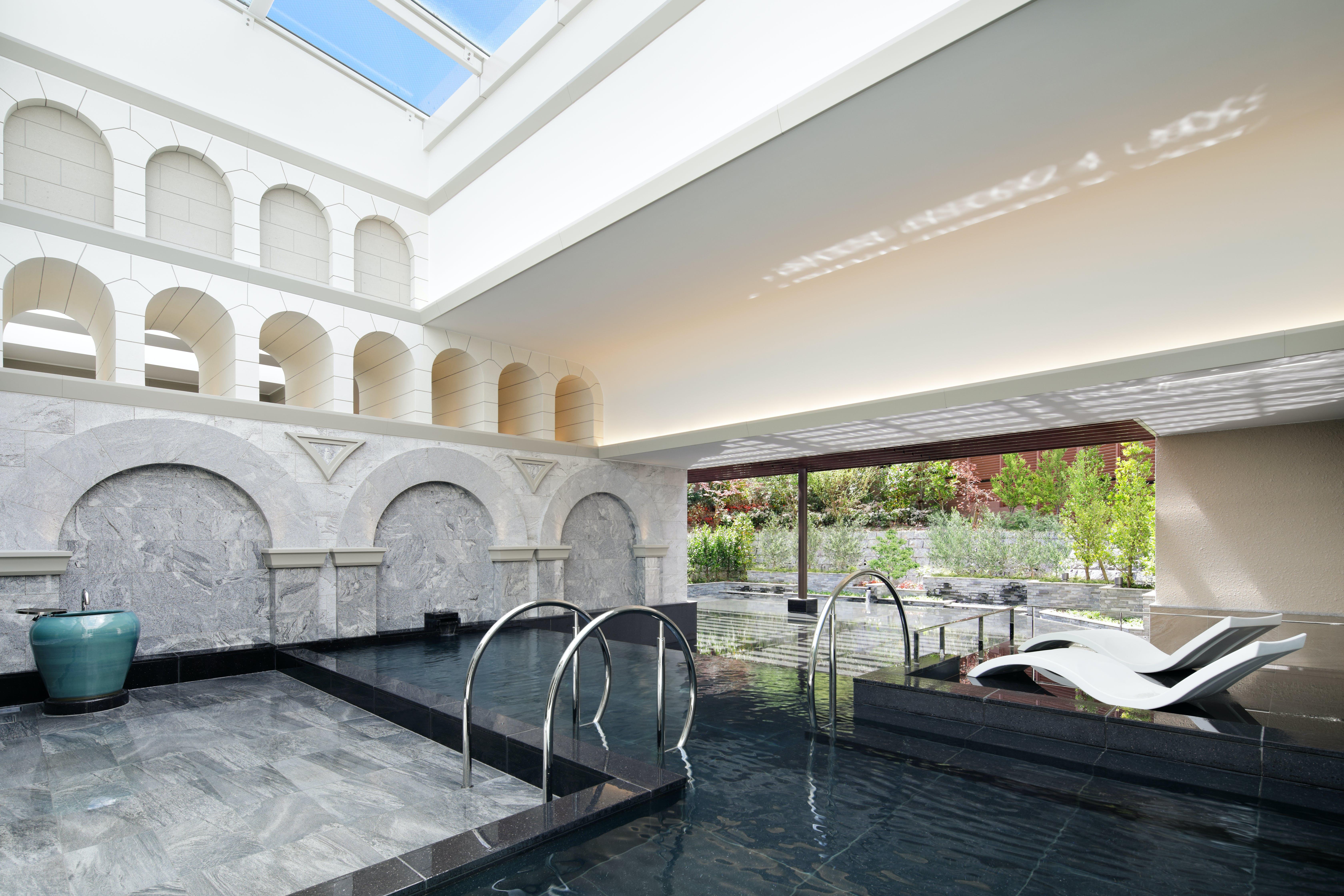 2021年グランドリニューアルの「ウェスティン都ホテル京都」に天然温泉のスパが誕生!